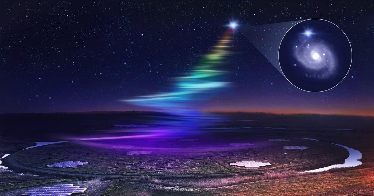 Astronomers detect new frequencies of mysterious fast radio explosions