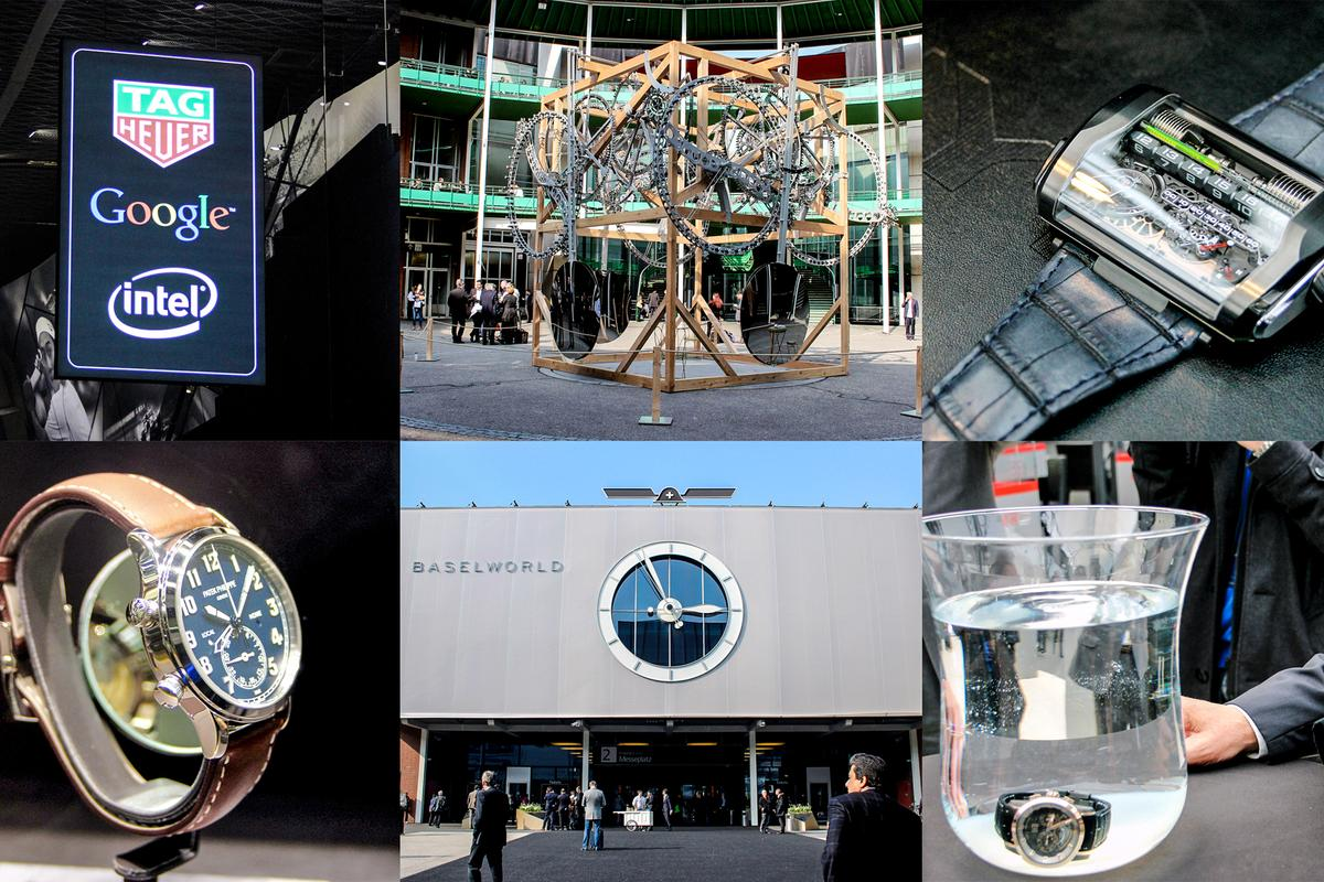 Gizmag headed to Baselworld 2015 to take a look at the latest the watch and jewelery world has to offer (Photo: Chris Wood/Gizmag.com)