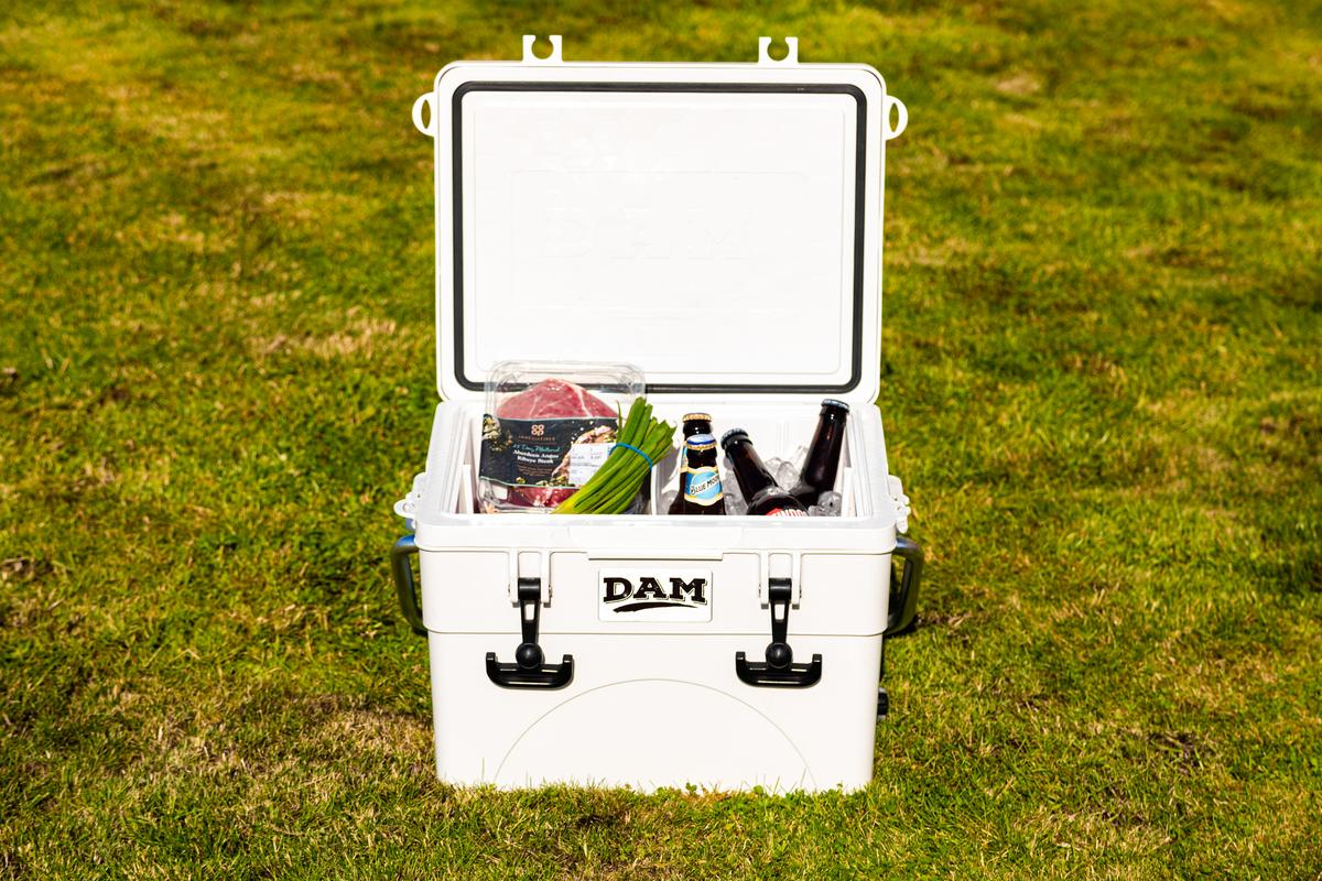 The Dam Cooler debuts as the most affordable vacuum-insulated cooler we've seen