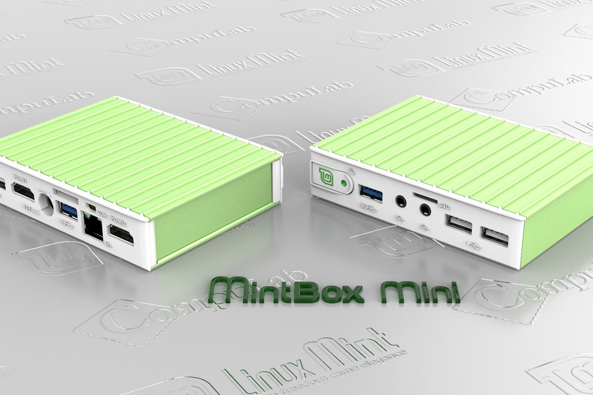 The MintBox Mini from Israel's CompuLab