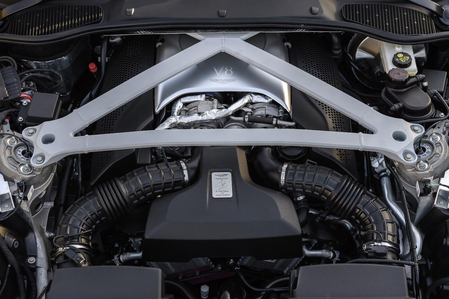 Db11 Becomes The First Aston Martin With A Mercedes Amg Heart
