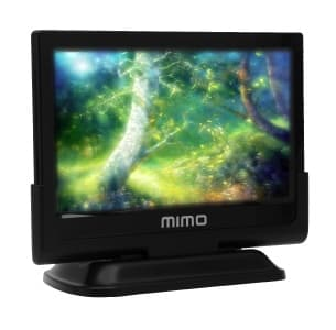 The Mimo Magic Touch is a USB-powered capacitive touchscreen with 10.1-inch display running at 1024x600 resolution