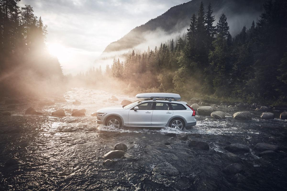 The initial production run of the V90 Cross Country Volvo Ocean Race will be sold in 30 markets around the globe