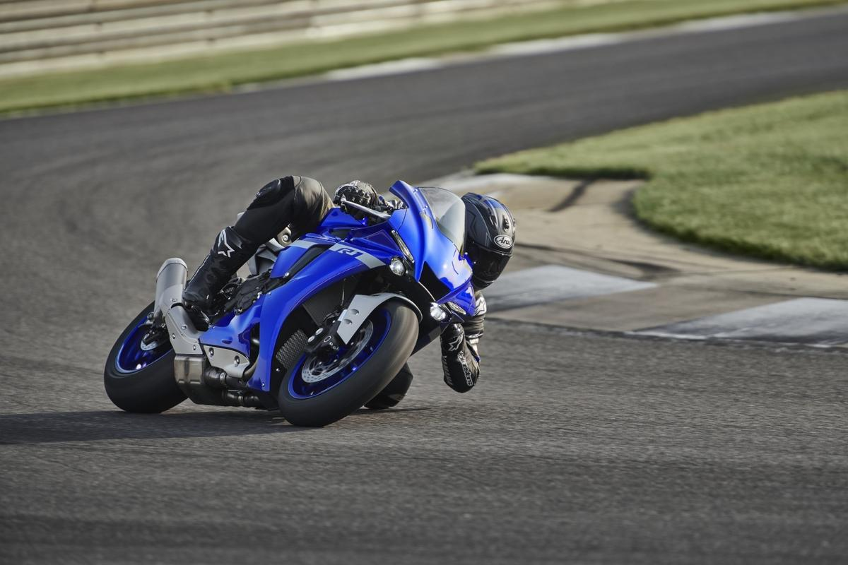 The Yamaha R1 is no faster for 2020, but it is smarter and more efficient
