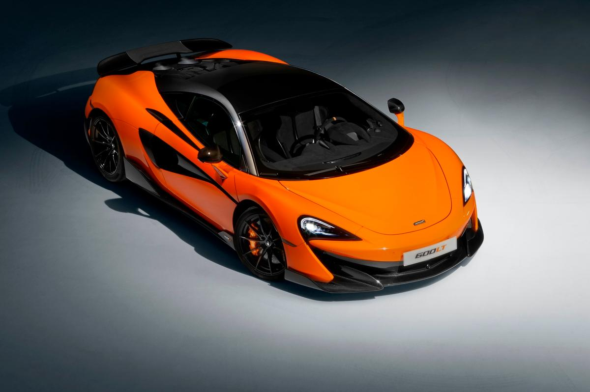"""The term """"Long Tail"""" is how McLaren says """"track-focused,"""" and the 600LT is definitely that"""