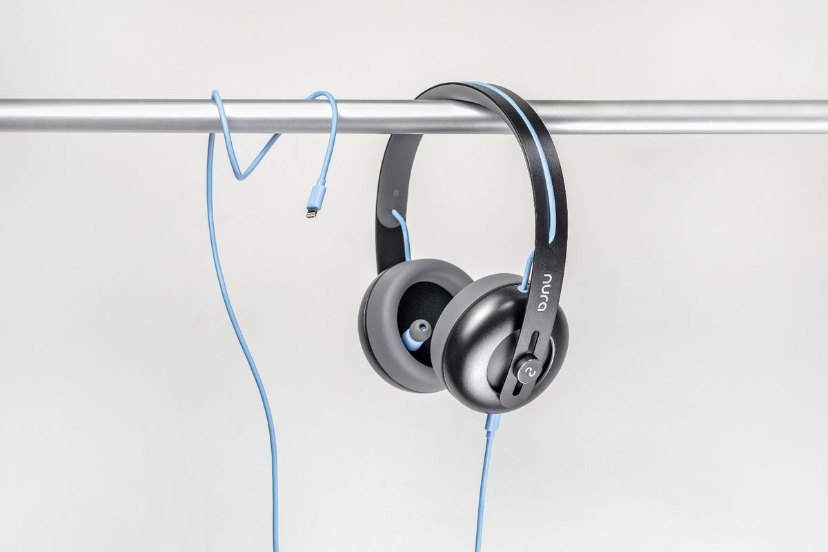 The Nura headphones are designed to use an adaptation of OAE testing to measure signals entering and returning from the ear, compiling it to create user-specific audio profiles