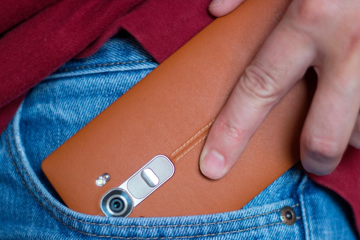 Gizmag reviews the leather-clad version of LG's 2015 flagship, the G4