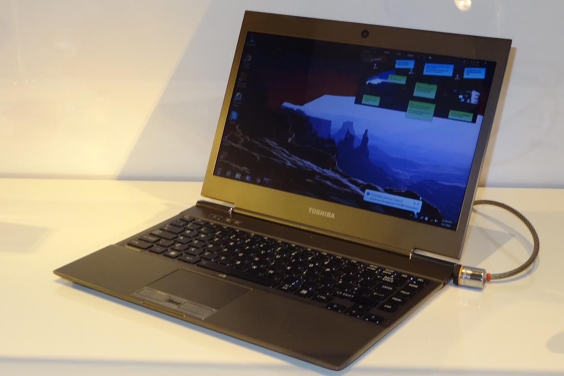 Toshiba has announced a new 13.3-inch Ultrabook which is said to be the lightest in its class, features Intel Core processor options and comes with solid state drive storage.