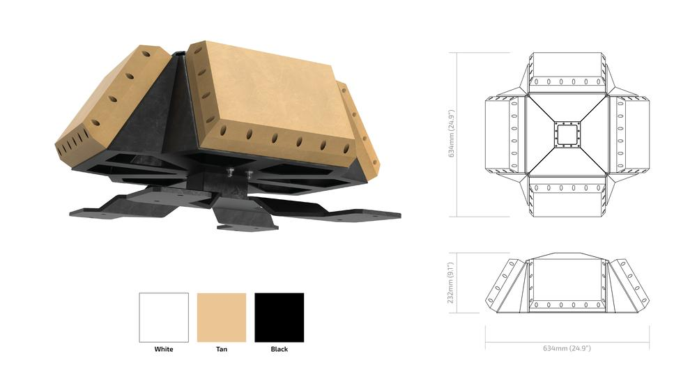 As with other DroneShield products, the DroneSentry-X is not allowed to be sold legally to the public in the US, at least for now