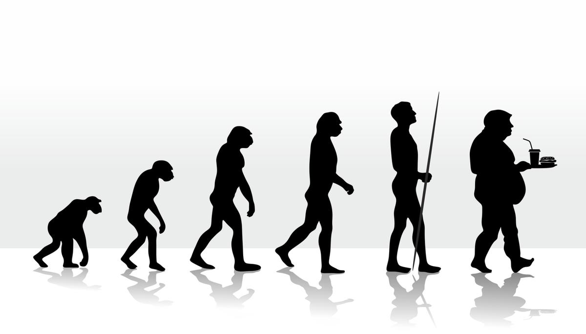 What kept out ancient ancestors from starvation may be exactly the same evolutionary mechanism that makes it so hard to lose weight and keep it off