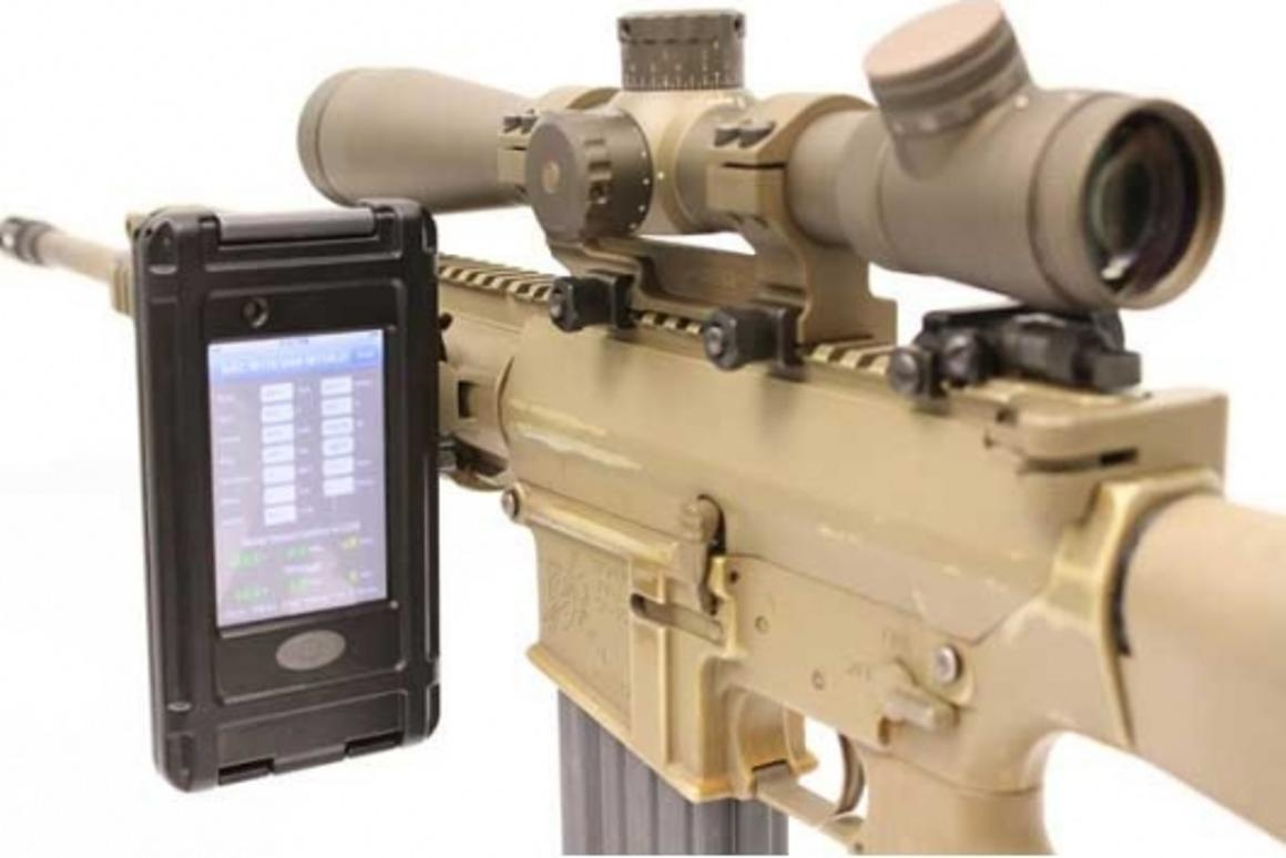Bullet Flight 1 0 0 – the US$15 iPhone app for snipers