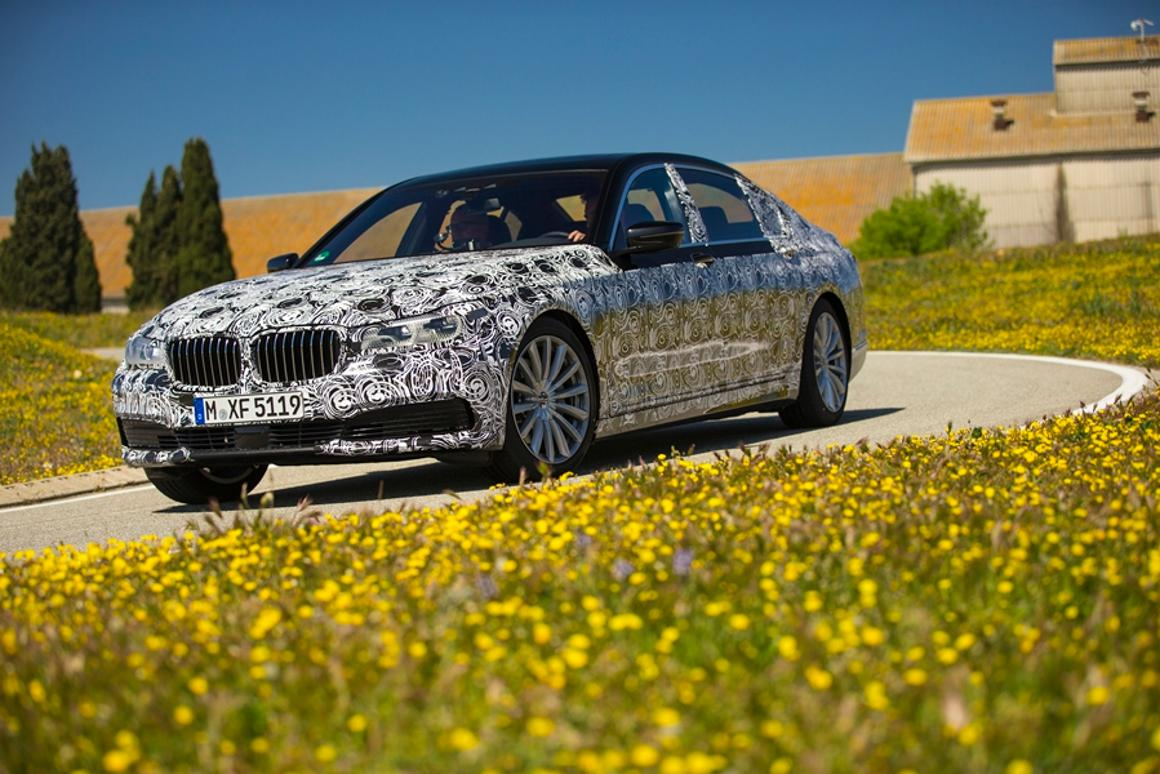 "BMW says that the next generation 7 Series will see a number of technology ""firsts"""