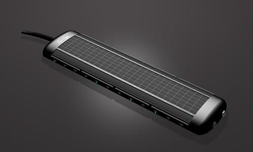 The LinnStrument - a wonderfully expressive digital music interface that may never see the light of day.