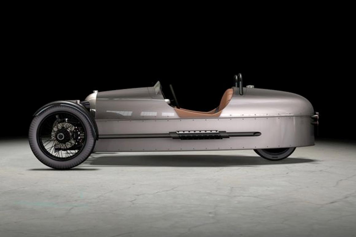 Morgan to re-issue classic Threewheeler and start production