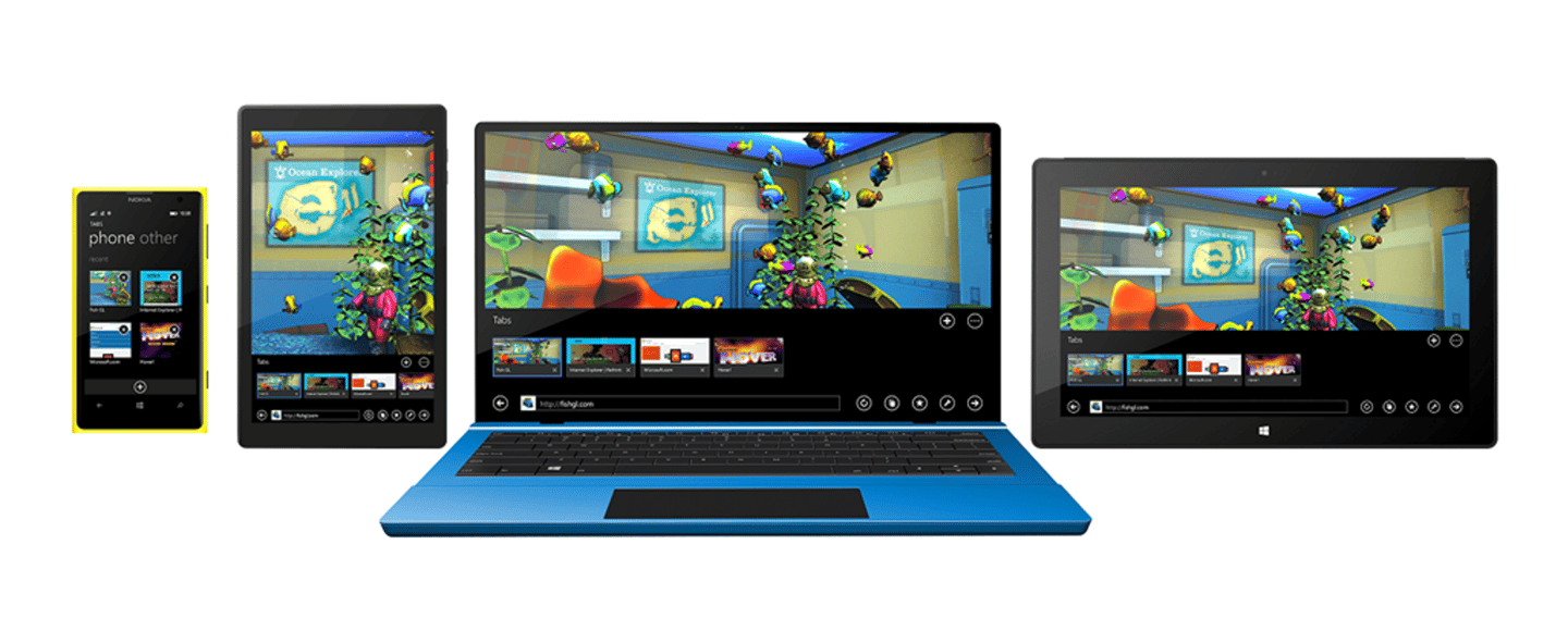 Microsoft unveiled its latest version of Windows 8.1 at its developer's conference