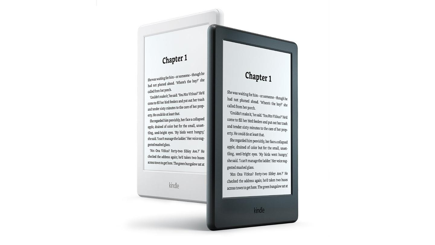 The 2016 Kindle refresh brings with it thinner, lighter e-readers, and the color white
