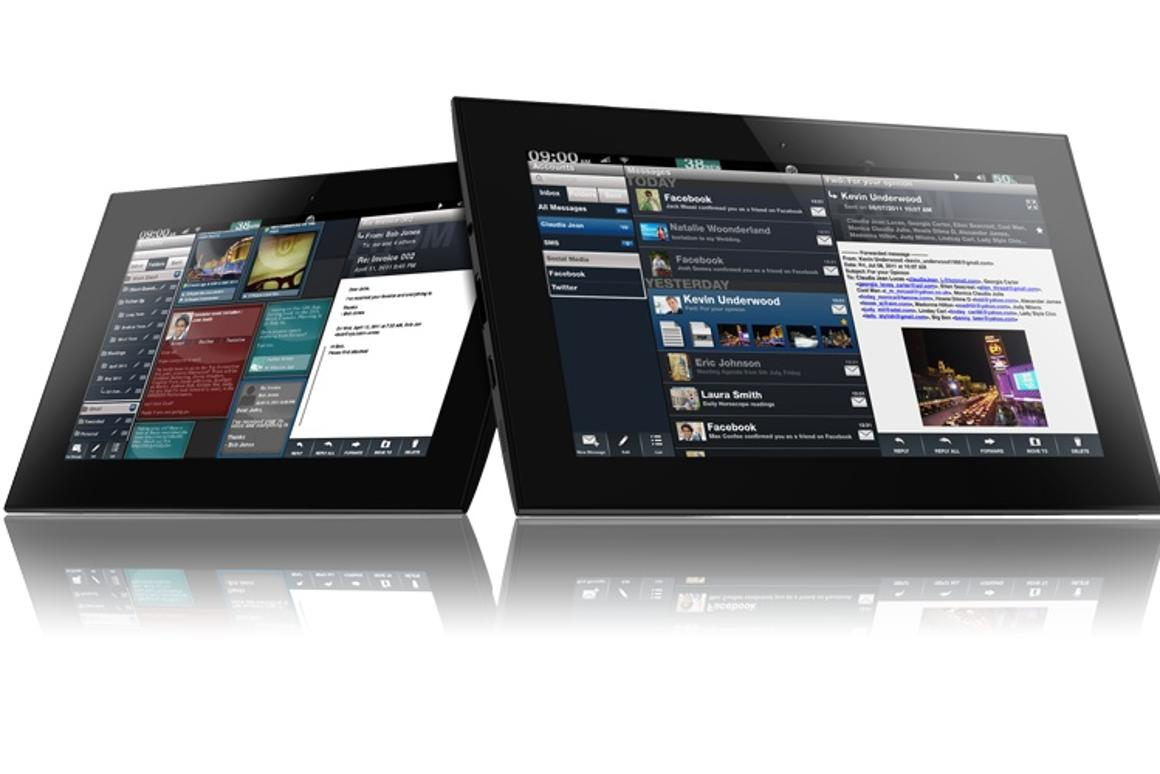 The Grid10 tablet features a 10.1-inch touchscreen running at 1366 x 768 pixels resolution