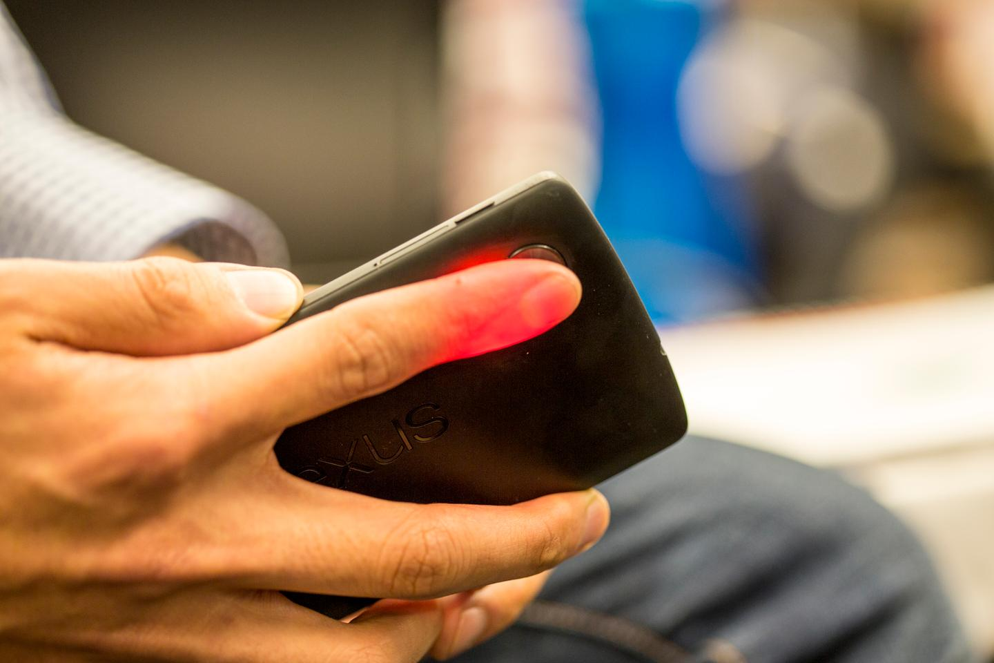 In a trial with 31 patients, the team found that HemaApp had a 69 percent correlation to the patient's blood test