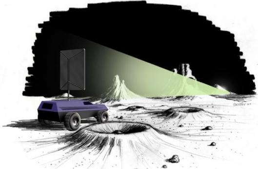 Light Racer aims to engender technology for moon rovers