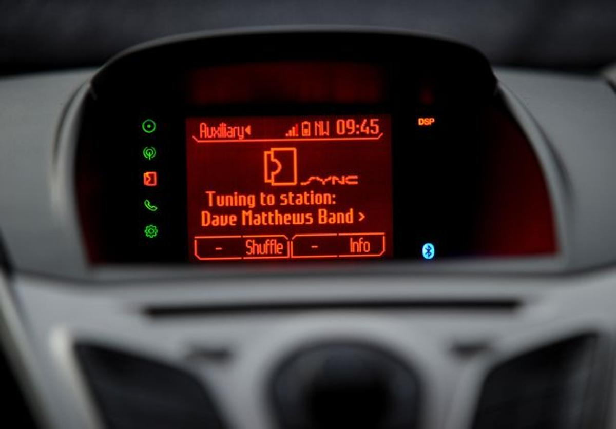 Ford's SYNC AppLink, which will allow drivers to control smartphone apps through their vehicle's SYNC system, will debut on the 2011 Ford Fiesta