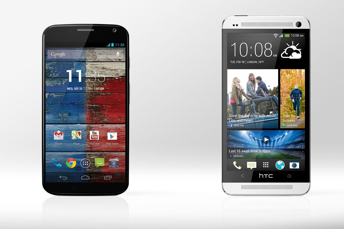 Gizmag compares the specs and features of the Moto X and the HTC One. Does Motorola's new phone belong in the same pantheon of smartphone greatness?