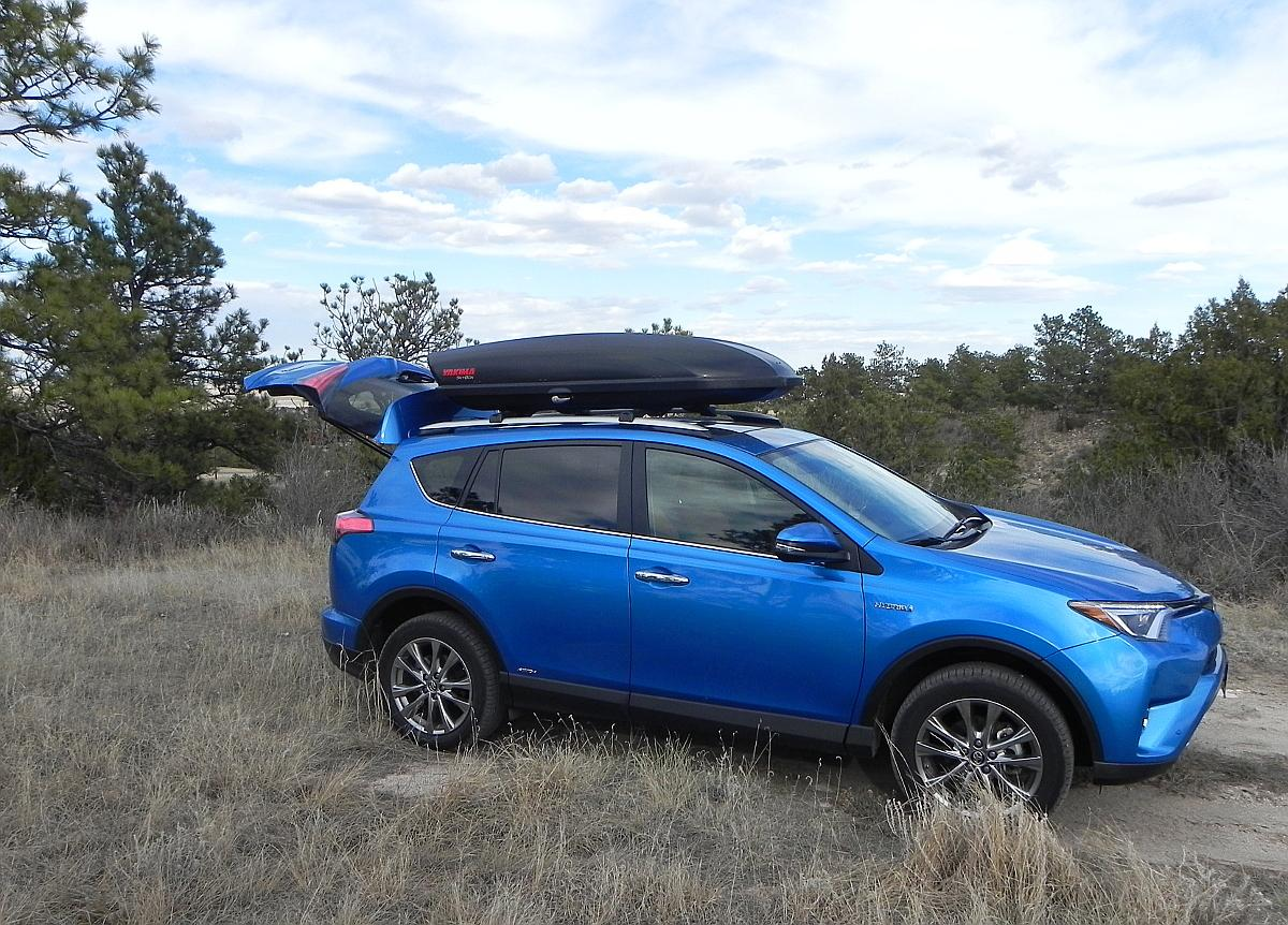 Review 2016 Toyota Rav4 Hybrid Offers Surprisingly Good Efficiency