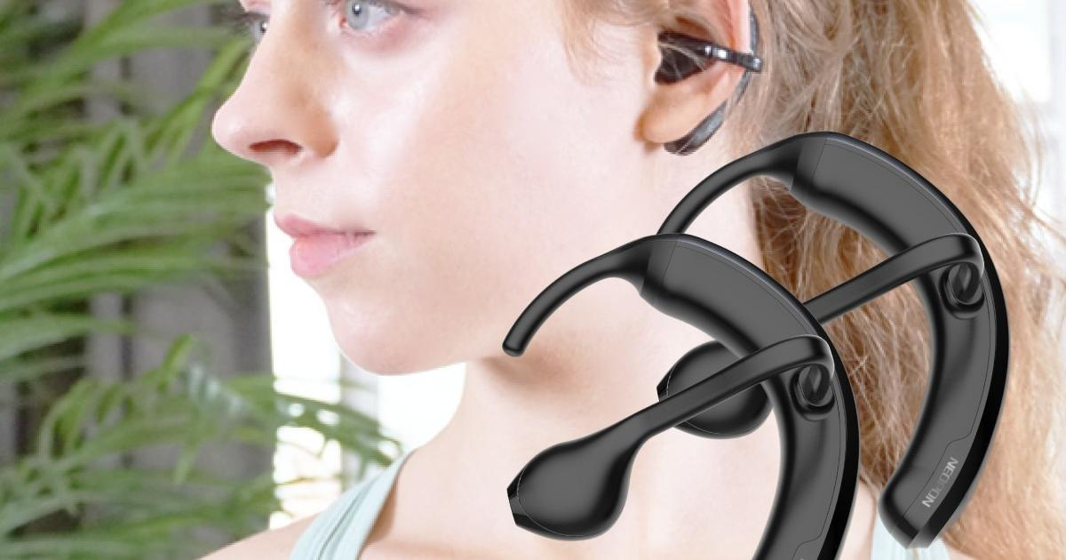 Flexible wireless earphones promise long-haul comfort for all