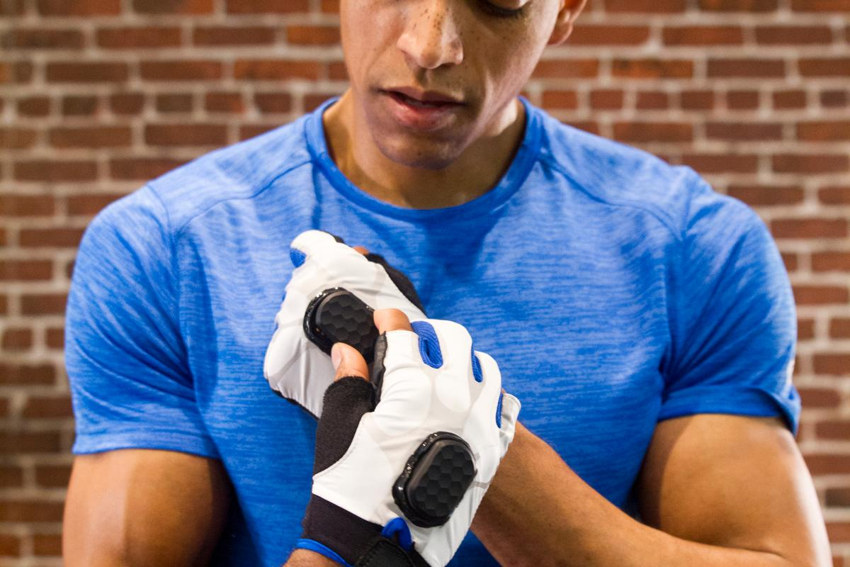 The Delta Gloves from PureCarbon