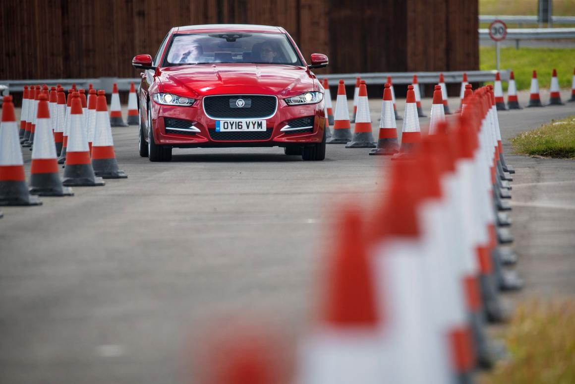 Jaguar is testing a range of autonomous driving systems in Coventry and Solihull