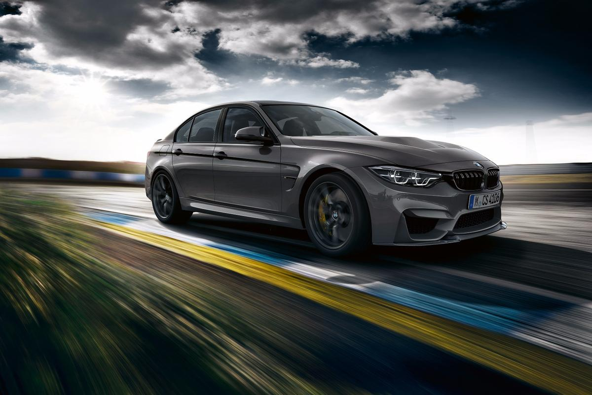 """BMW M3 CS:""""the most powerful standard production vehicle of all time in the M3 model series"""""""