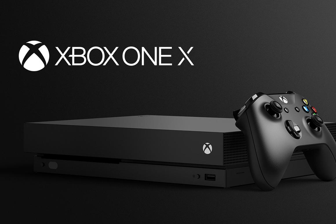 The Xbox One X is the more powerful successor to the Xbox One and Xbox One S