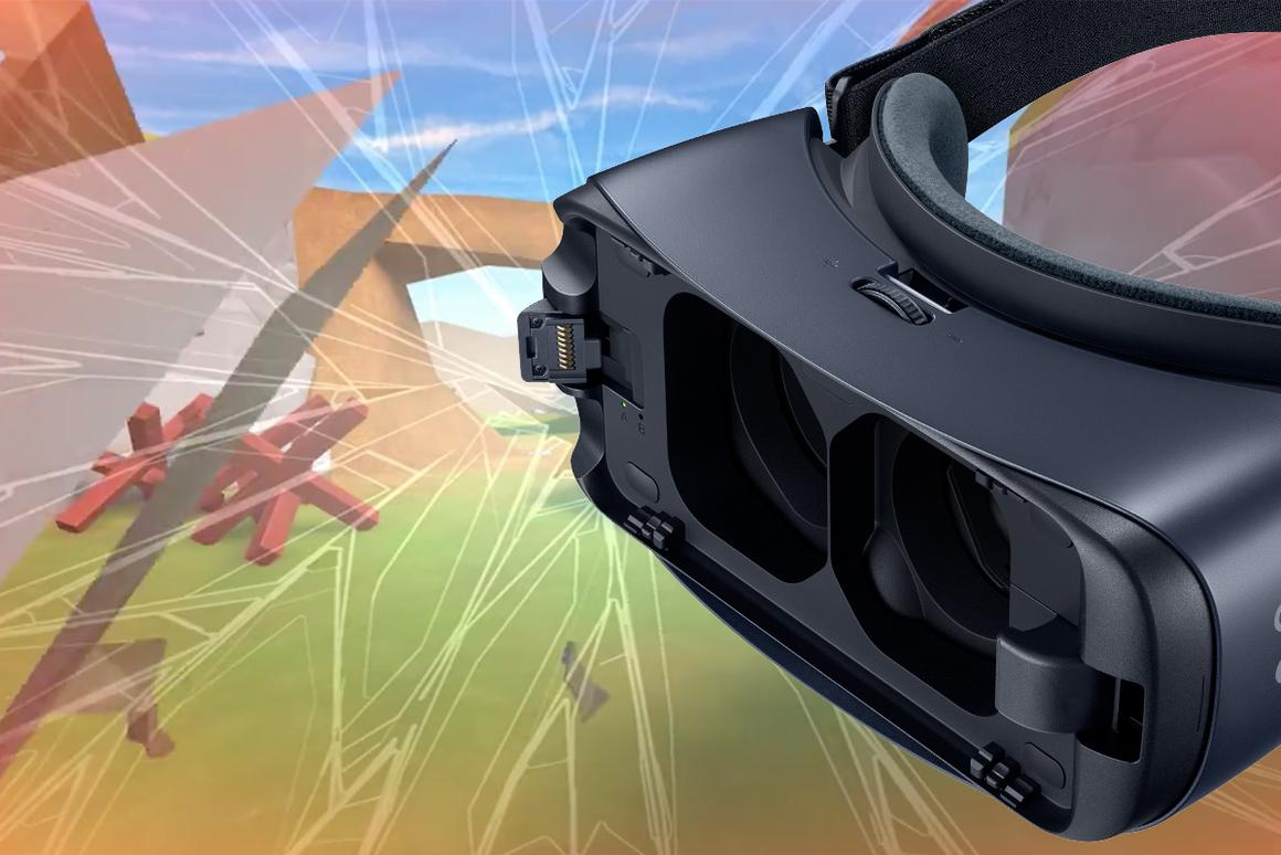 New Atlas takes a look at new gamereleases for the SamsungGear VR mobile headset,November 2016