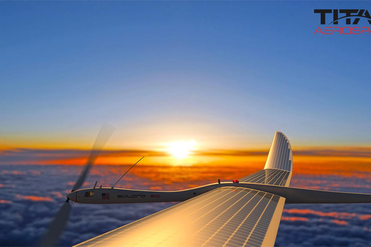 Facebook is reportedly looking to buy solar-powered drone company Titan Aerospace to help it deliver worldwide internet
