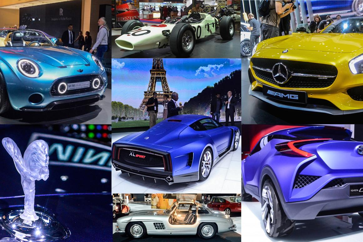 In pictures: 2014 Paris Motor Show (Photos: C.C. Weiss/Gizmag)