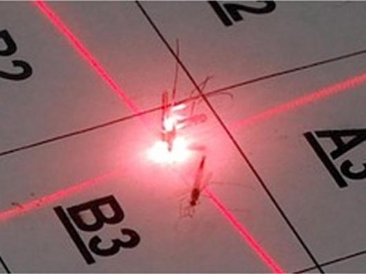 Bullseye!Pic credit: Intellectual Ventures