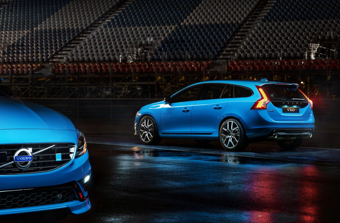 The V60 Polestar and the S60 go on sale next year