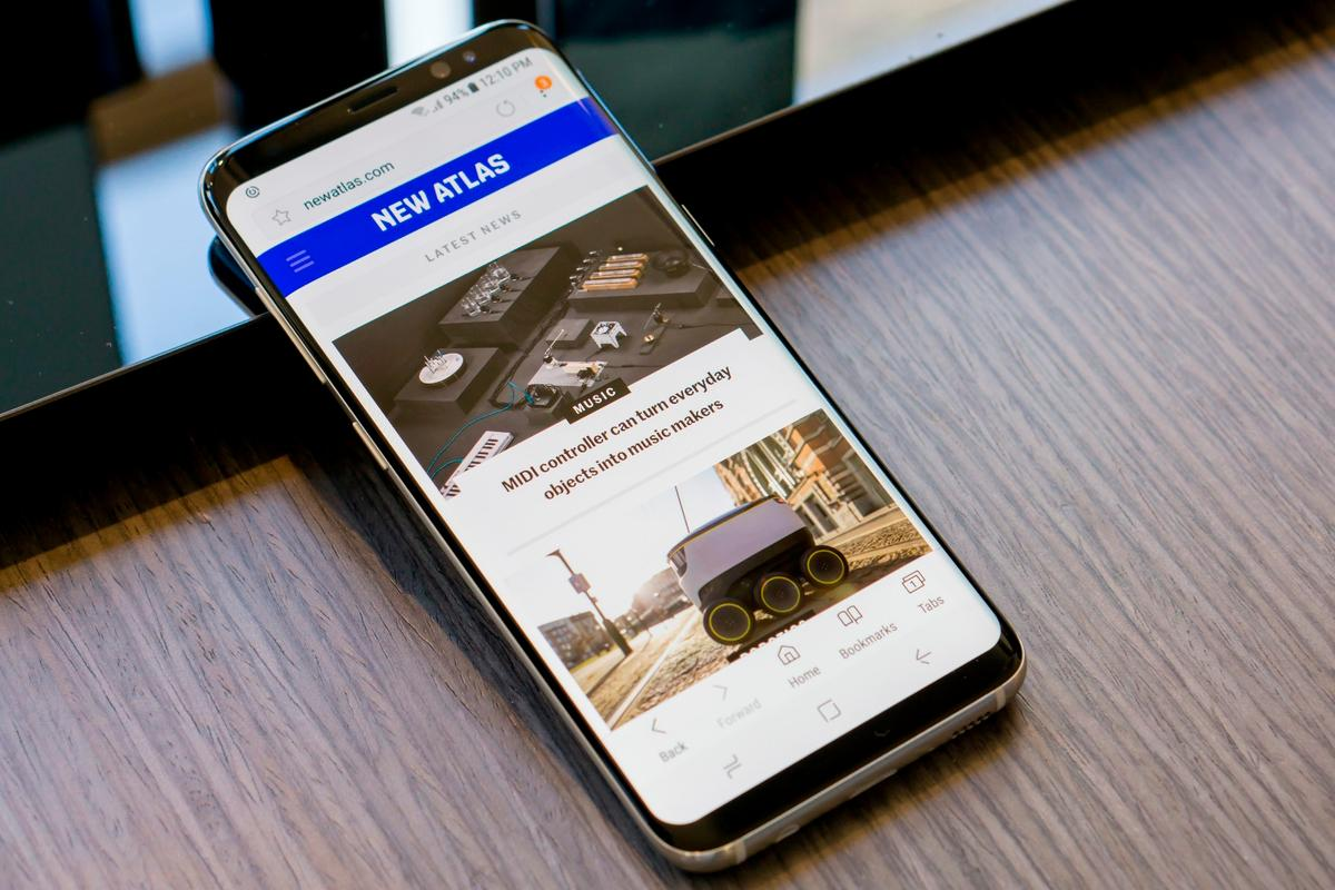Samsung isn't the only one touting the Galaxy S8's Infinity Display – it also earns highpraise from oneof the world's foremost independent display analysts