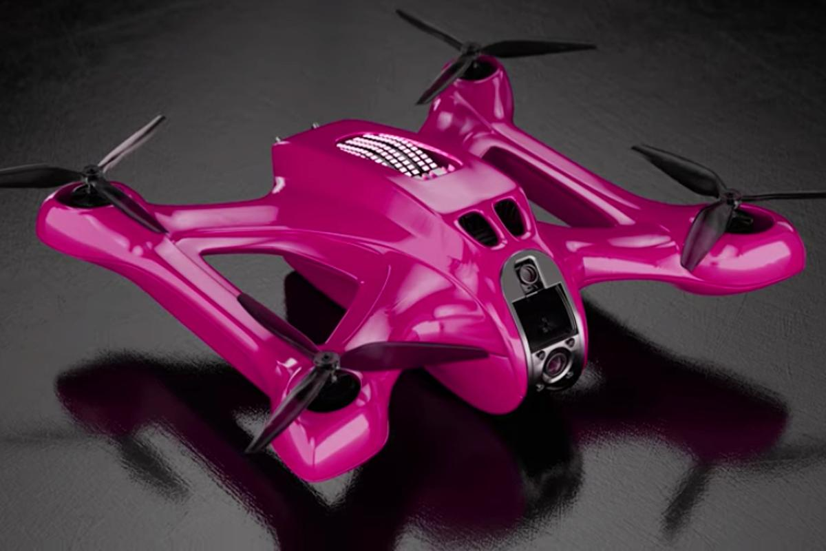 The Magenta 5G Drone will see its first official use later this week