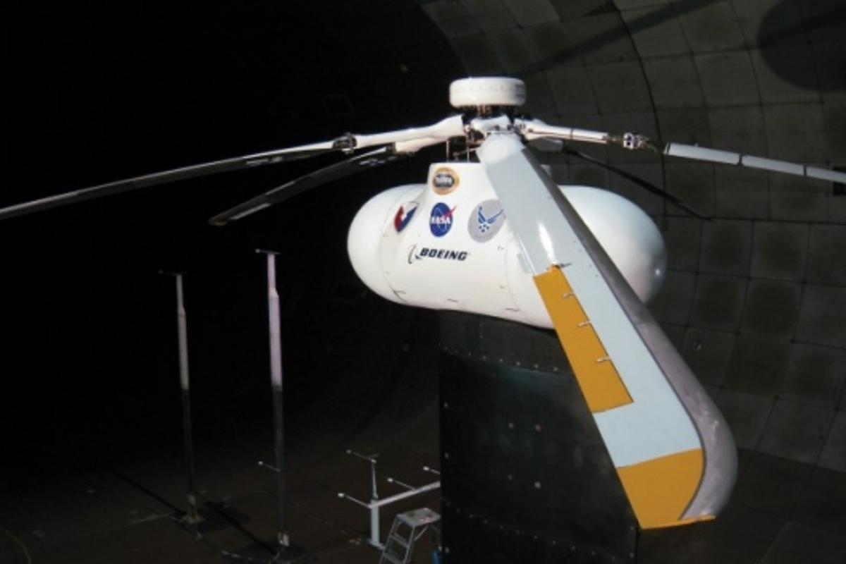 NASA wind tunnel tests of the SMART Rotor