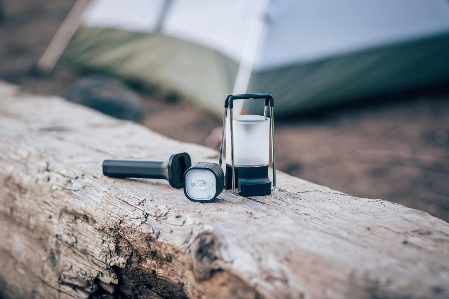 The PALlight pops into the flashlight handle or lantern to give you different styles of light