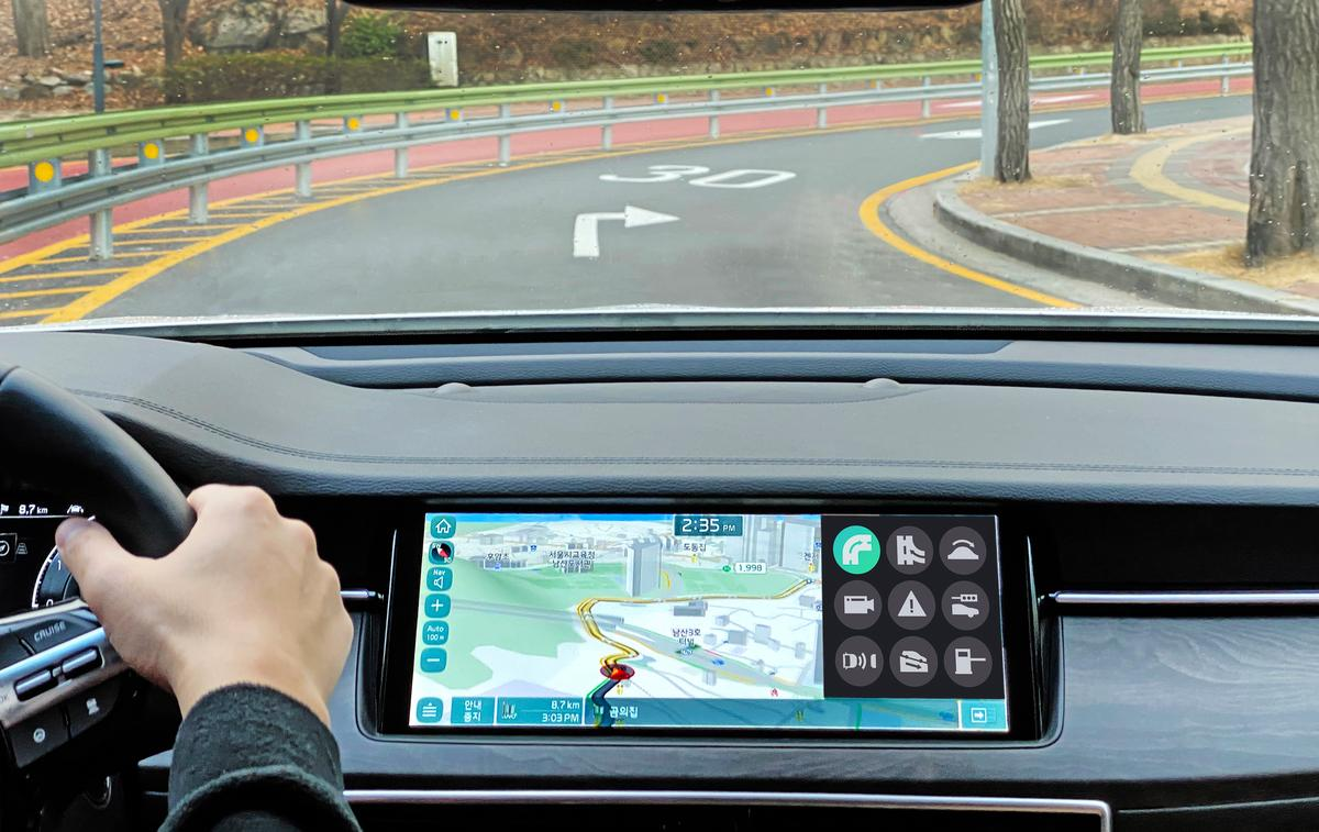 The technology is intended for use in both human-driven and driverless cars