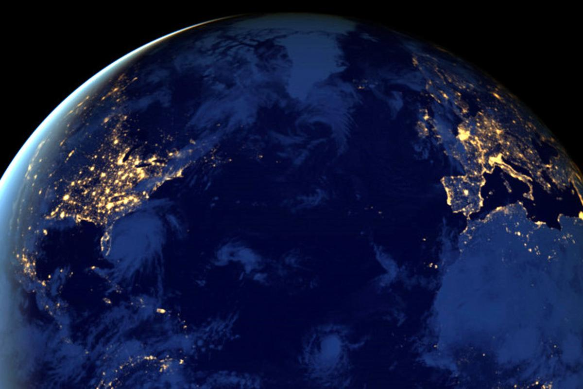 The International Space Apps Challenge asked teams to solve problems for both Earth and space (Photo: NASA Goddard)