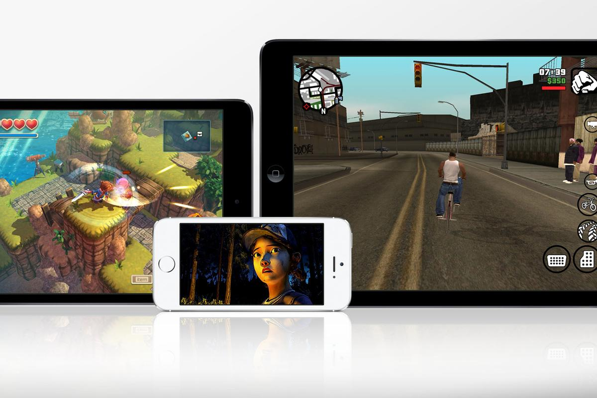 Gizmag breaks down some of the biggest and best iPhone and iPad games of 2013