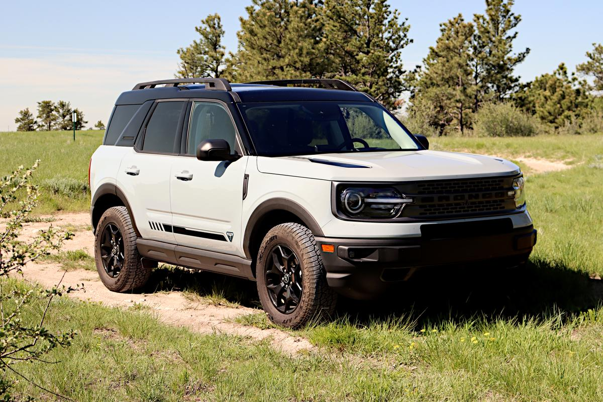 The 2021 Ford Bronco Sport has two engine options and true four-wheel drive