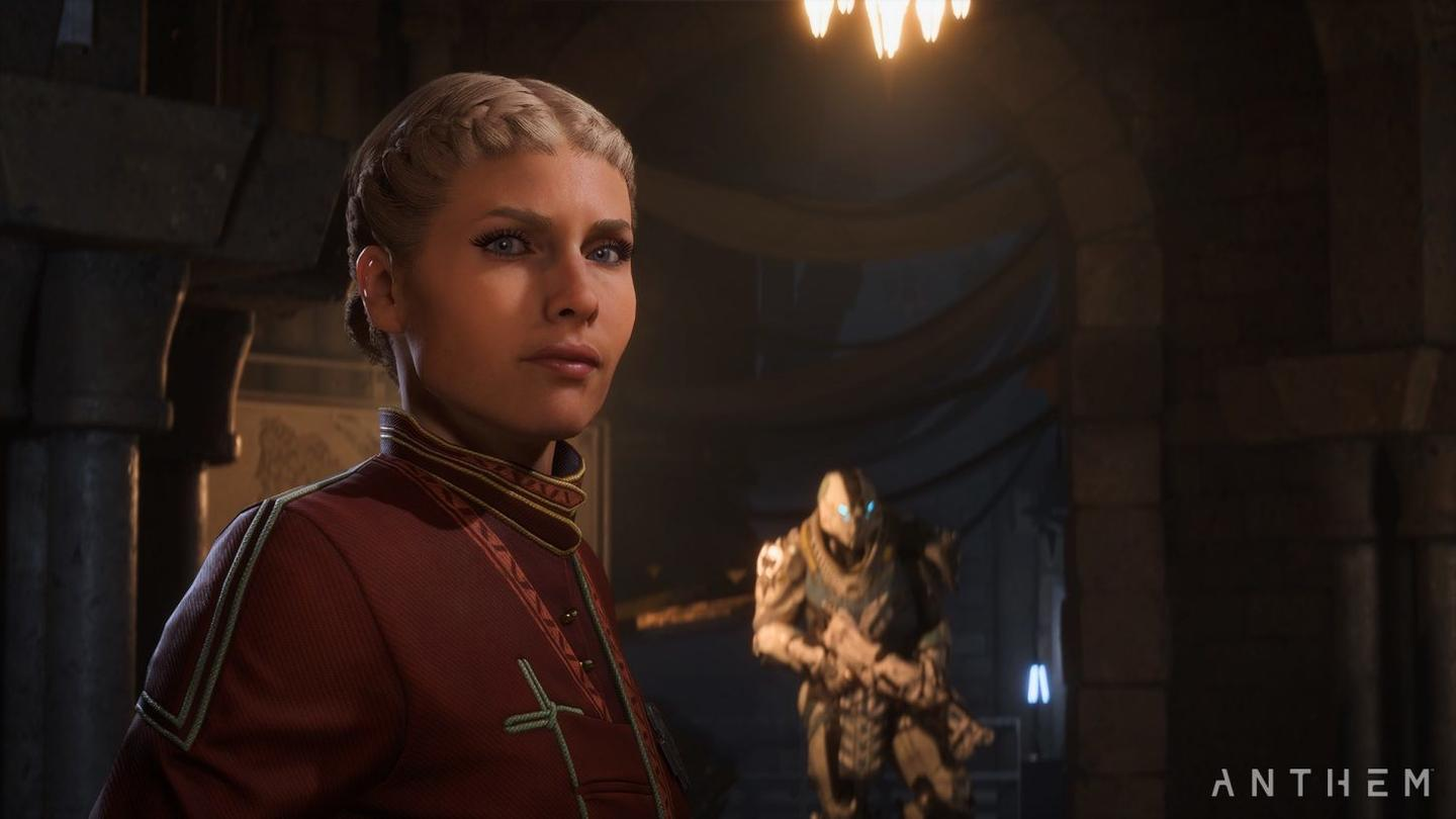Online sci-fi shooter Anthem is one of the most anticipated games of the year