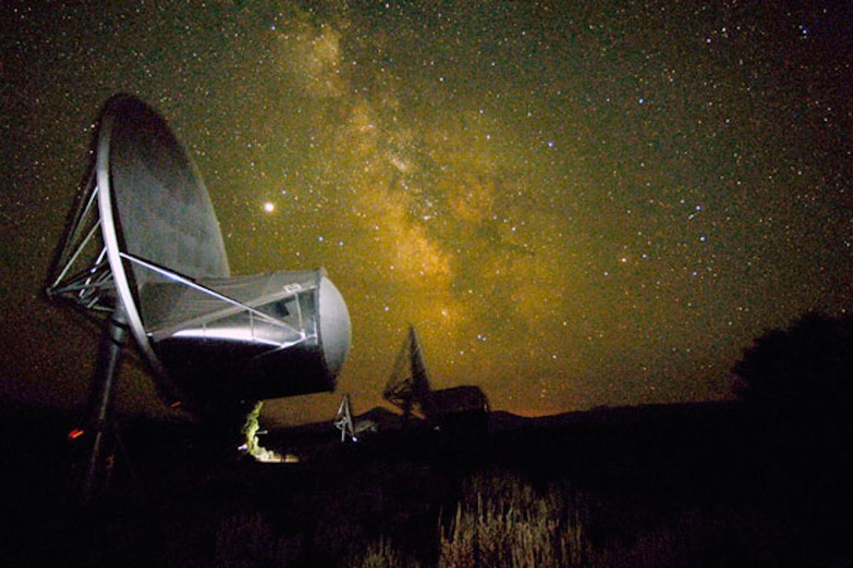 SETI's Allen Telescope Array (ATA) has been unable to find the signal picked up last year by theRATAN-600 radio telescope in Russia