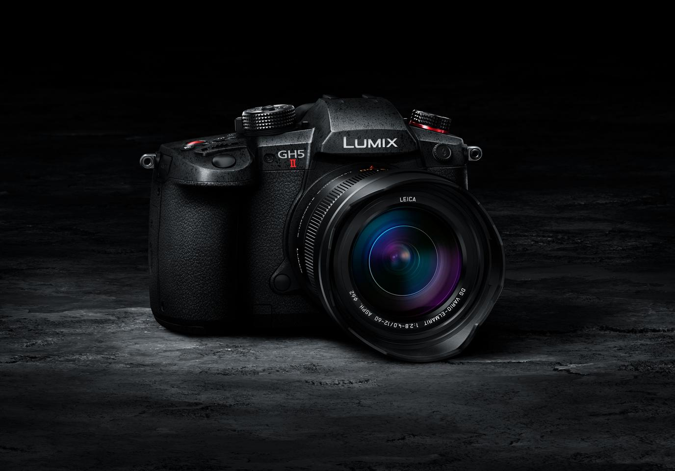 The Lumix GH5M2 is even more of a video powerhouse than its predecessor