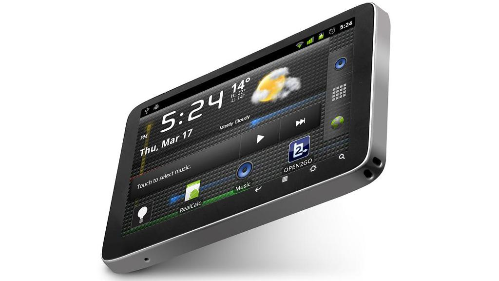The 5-inch ICE Smart mini-tablet