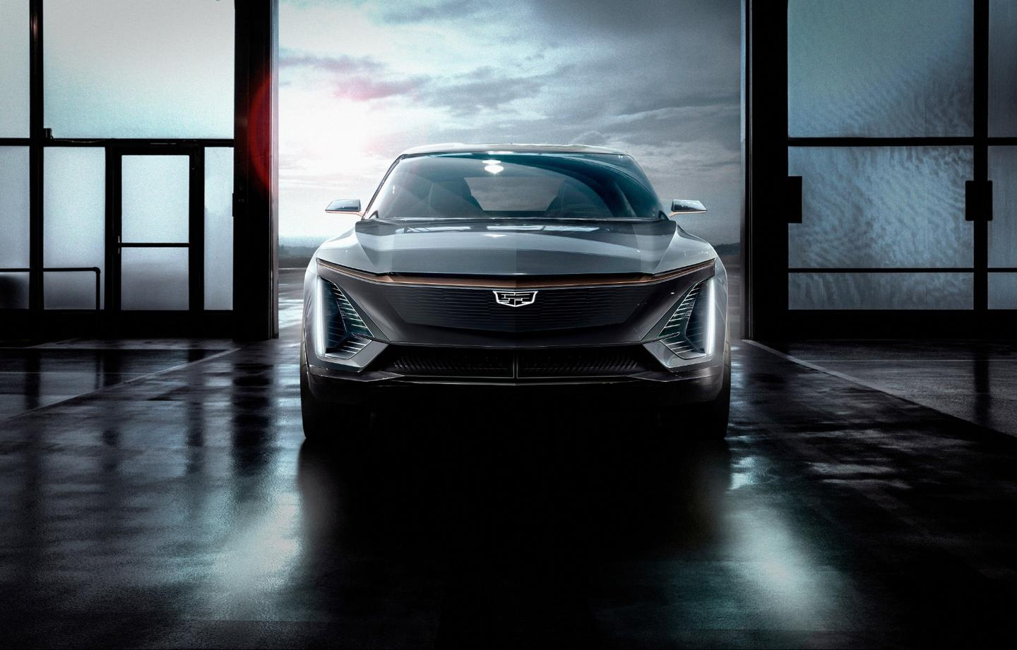 There is currentlylittle technical detail available on the car, Cadillac's first fully electric EV