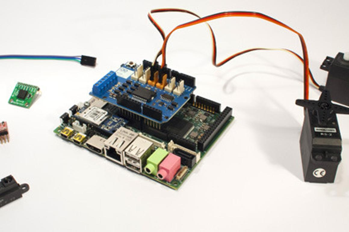 Udoo mini computer combines best of Arduino and Raspberry Pi